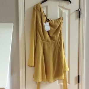 Gold Ark & Co Dress